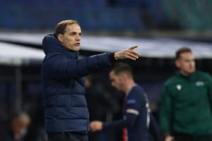Тухель - о Лиге чемпионов: Нельзя наполовину выйти в плей-офф