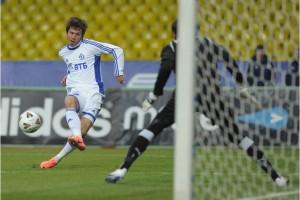 Динамо играет в гостях у Волги