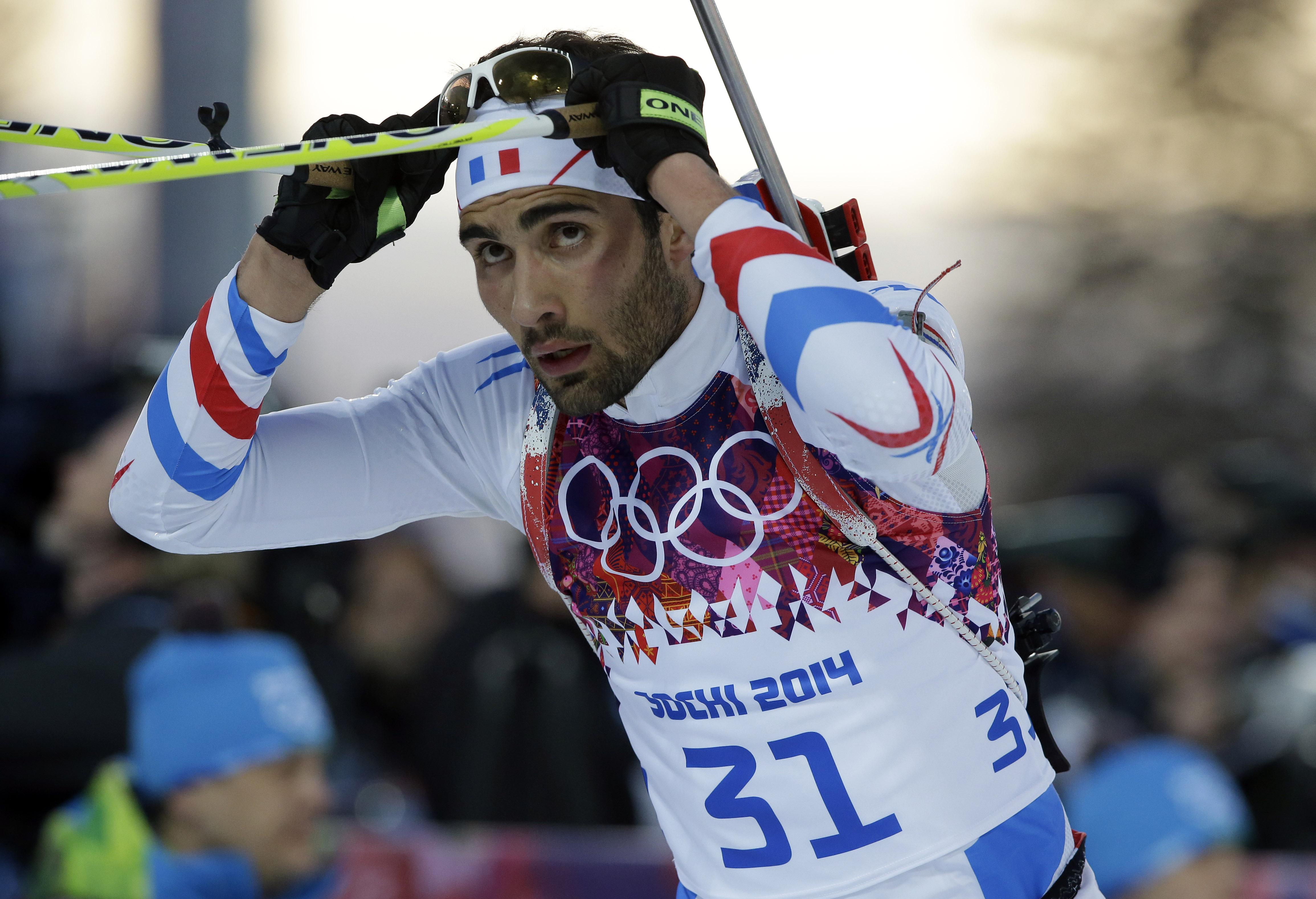 Мартен Фуркад выиграл индивидуальную гонку