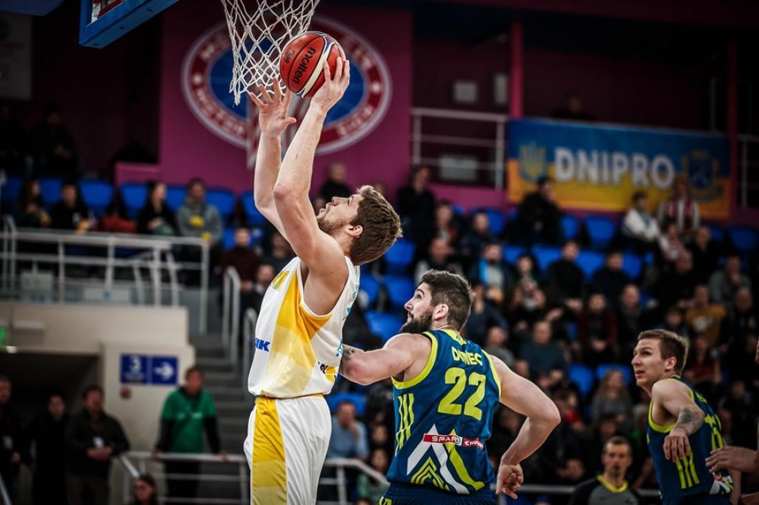 Украина - Словения: видео обзор матча отбора на ЧМ по баскетболу