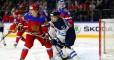 Россия - Финляндия 5:3  Видео шайб и обзор матча ЧМ по хоккею