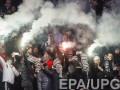 УЕФА вынес наказание Динамо за беспорядки на матче Лиги чемпионов против Бешикташа