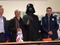 Новичок мексиканского клуба пришел на презентацию в костюме Звездных войн