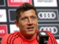 Левандовски: Не хорошо, что в Баварии мало профессиональных игроков
