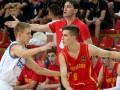 Сборная Украины U-18 стала вице-чемпионом Европы по баскетболу