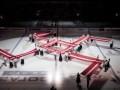 Скандал. Латвийский клуб на праздновании юбилея изобразил нацистский символ
