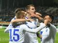 Динамо - Олимпик 1:0 видео гола и обзор матча УПЛ