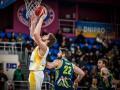 Украина - Словения: обзор победного матча нашей команды на отборе на ЧМ по баскетболу