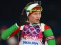 Дарья Домрачева становится трехкратным триумфатором сочинской Олимпиады