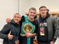 Гвоздик - 12-й украинский чемпион мира по боксу