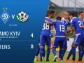 Динамо – Ваттенс 4:0 Видео голов и обзор матча