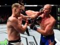 Волков нокаутировал Штруве на турнире UFC Fight Night 115