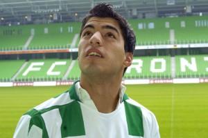 Будущая звезда Гронингена. Этому клубу за сезон он принесет более 6 млн евро