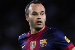 Иньеста считает, что Барселона сможет взять реванш у Милана на Камп Ноу