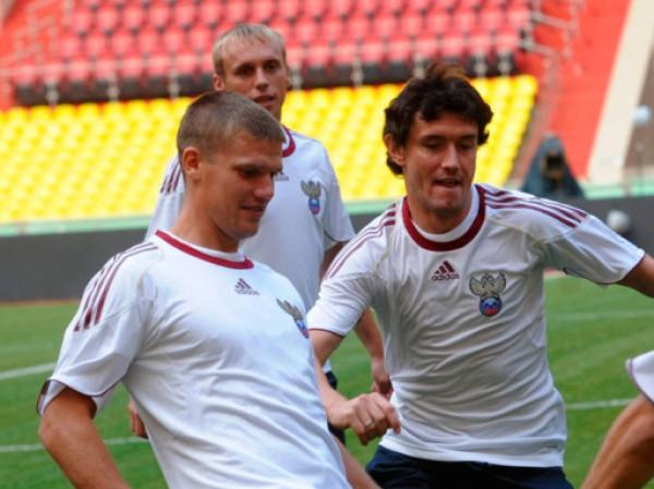 Денисов и Жирков перебрались в московское Динамо