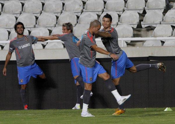Португалия набирает обороты