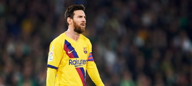 Месси - лучший игрок в истории финалов Лиги чемпионов в XXI веке