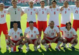 Матч сборных Польши и Мексики перенесен из Познани в Варшаву