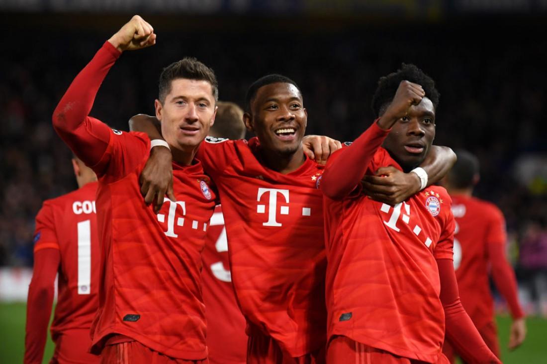 ТОП-10 лучших голов Бундеслиги за последнее десятилетие