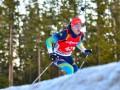 Неудачный спринт: Украинские биатлонисты финишировали далеко от подиума