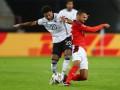 Германия выдала результативную ничью со Швейцарией