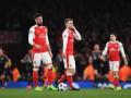 Арсенал установил антирекорд английских клубов в еврокубках