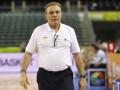 Фрателло покидает пост главного тренера сборной Украины по баскетболу