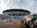 На стройке стадиона Зенита погиб рабочий