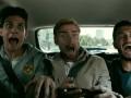 Игроки Боруссии проехались в машине без водителя