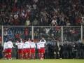 Сербам запретят посещать выездные матчи сборной