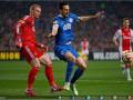 Днепр с нервами в овертайме добыл путевку в четвертьфинал Лиги Европы