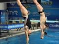 Украинские прыгуны в воду завоевали первое золото на ЧЕ в Киеве