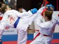 Терлюга завоевала золото в Китае на турнире Премьер-лиги по карате