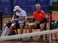 Стаховский прошел в полуфинал парного Челленджера в Чехии