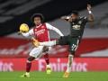 Арсенал и Манчестер Юнайтед сыграли в нулевую ничью матч  чемпионата Англии