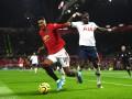 Манчестер Юнайтед - Тоттенхэм 2:1 видео голов и обзор матча АПЛ