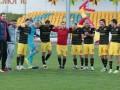 За день до финала Кубка Украины: как Ингулец ехал в Запорожье на клубном автобусе