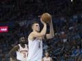 Эффектный данк Порзингиса – среди лучших моментов дня НБА