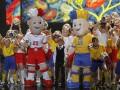 Славек и Славко уходят в небо. Стали известны детали церемонии закрытия Евро-2012