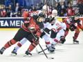 ЧМ по хоккею: Канада одолела Швейцарию, США минимально уступили России