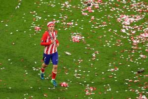 Директор Атлетико: Если Гризманн уйдет в другой клуб, то не войдет в его историю