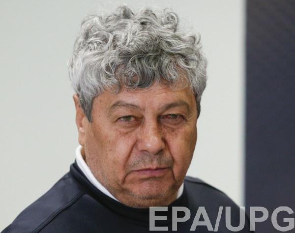 Экс-тренер Шахтера Мирча Луческу