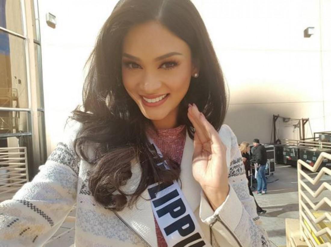 Пиа Алонсо Вурцбах - победительница Мисс Вселенная 2015