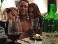 Месси и Неймара на отдыхе объединило особое вино