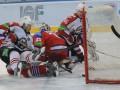Донбасс в изнуряющем матче с рекордом побеждает Лев