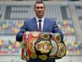 Спасибо великим чемпионам: Ломаченко поблагодарил Кличко за его карьеру