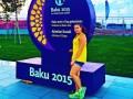 Марина Колесникова: Не сразу поверила, что завоевала медаль