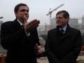 Павленко отчитался о подготовке к Евро-2012