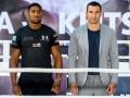 Экс-соперник Кличко: Джошуа нокаутирует Владимира в начале боя