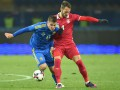 Беседин поделился эмоциями о дебюте за сборную Украины